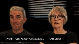 Home Sellers Learn From Auction Nightmare