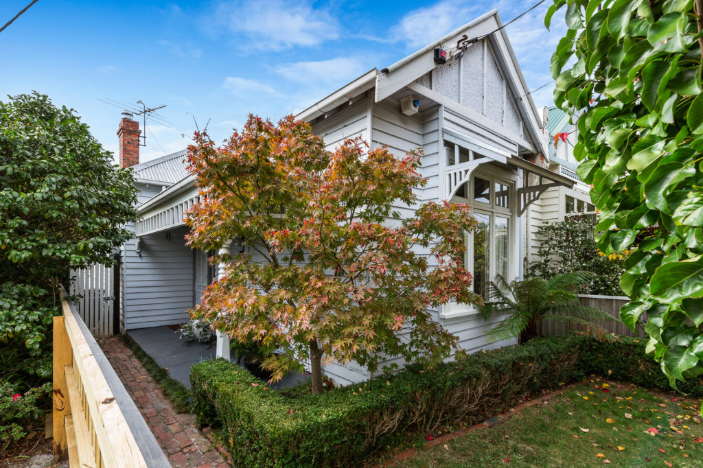Renovated Edwardian Home in Central Location